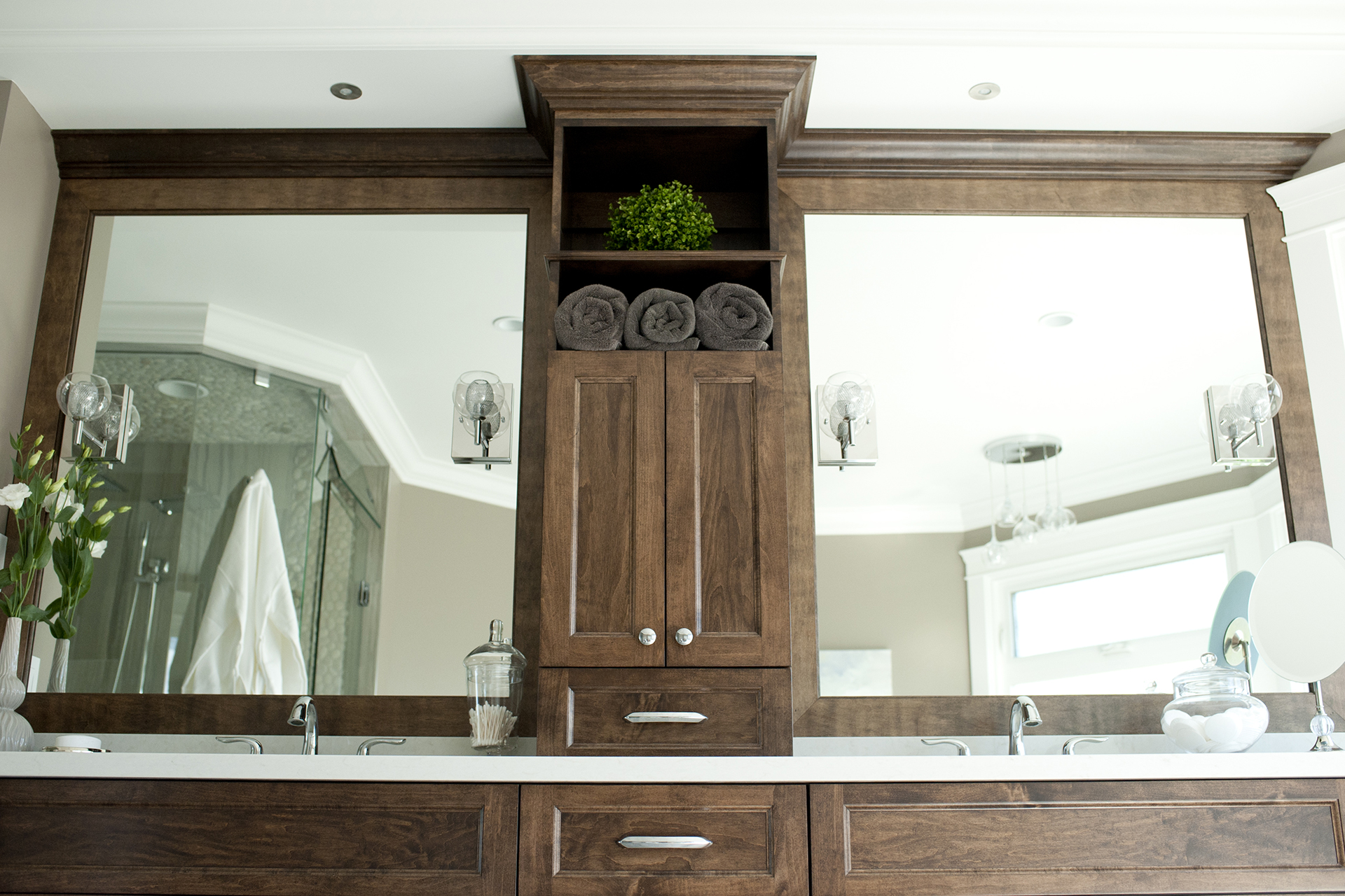 Claytonwood Custom Bathroom